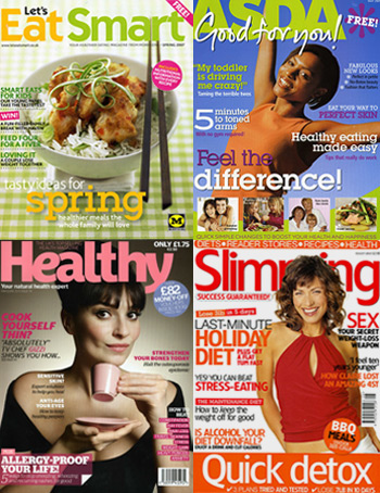 Susannah Lawson Health And Nutrition UK Media Top Banner