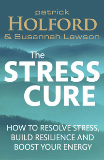 Susannah Lawson Health And Nutrition UK The Stress Cure Book Cover